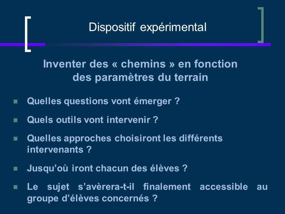 DOCUMENTS RESSOURCES http://media.eduscol.education.fr/file/MPS/69/0/LyceeGT_Re ssources_2_Exploration_Meth odes-Pratiques- Scientifiques_149690.pdf