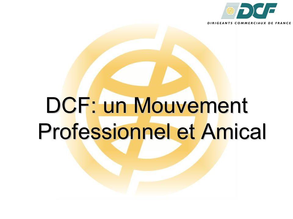 DCF: un Mouvement Professionnel et Amical