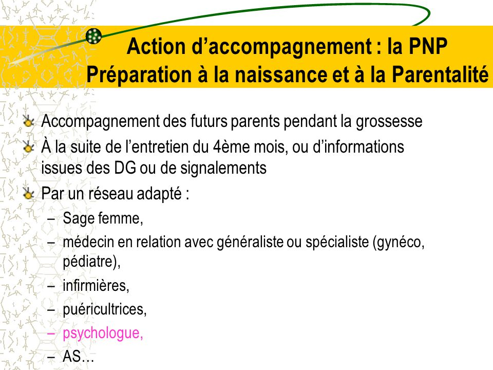 PREVENTION DES DIFFICULTES EDUCATIVES DES PARENTS ET ACCOMPAGNEMENT DES FAMILLES