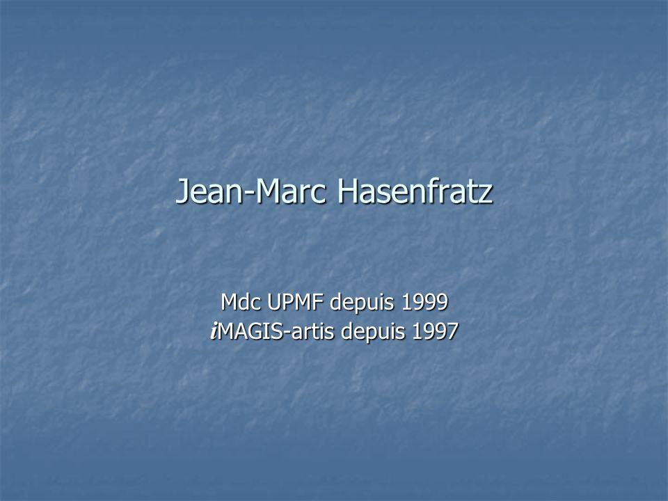 Cyber I ACI « Jeunes chercheur » //www-artis.imag.fr/CYBER