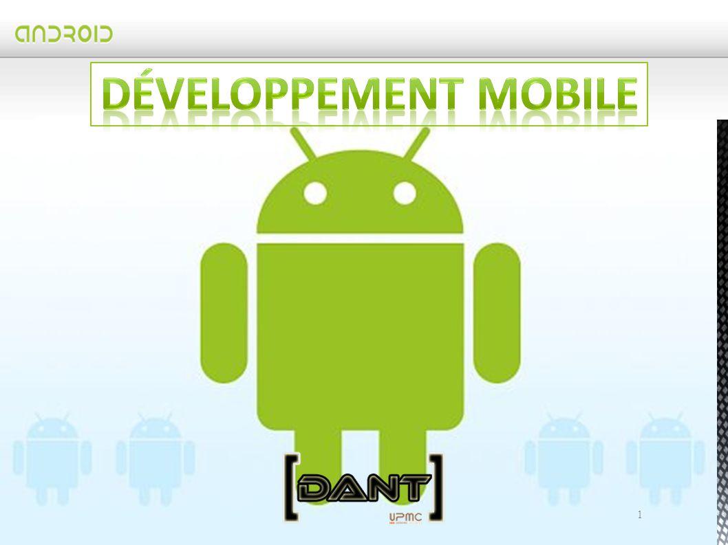 A.Présentation de la plate-forme B.Le kit de développement Andoid en détails