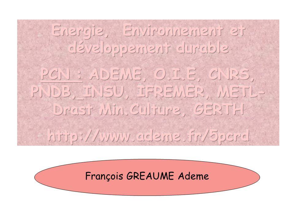 François GREAUME Ademe