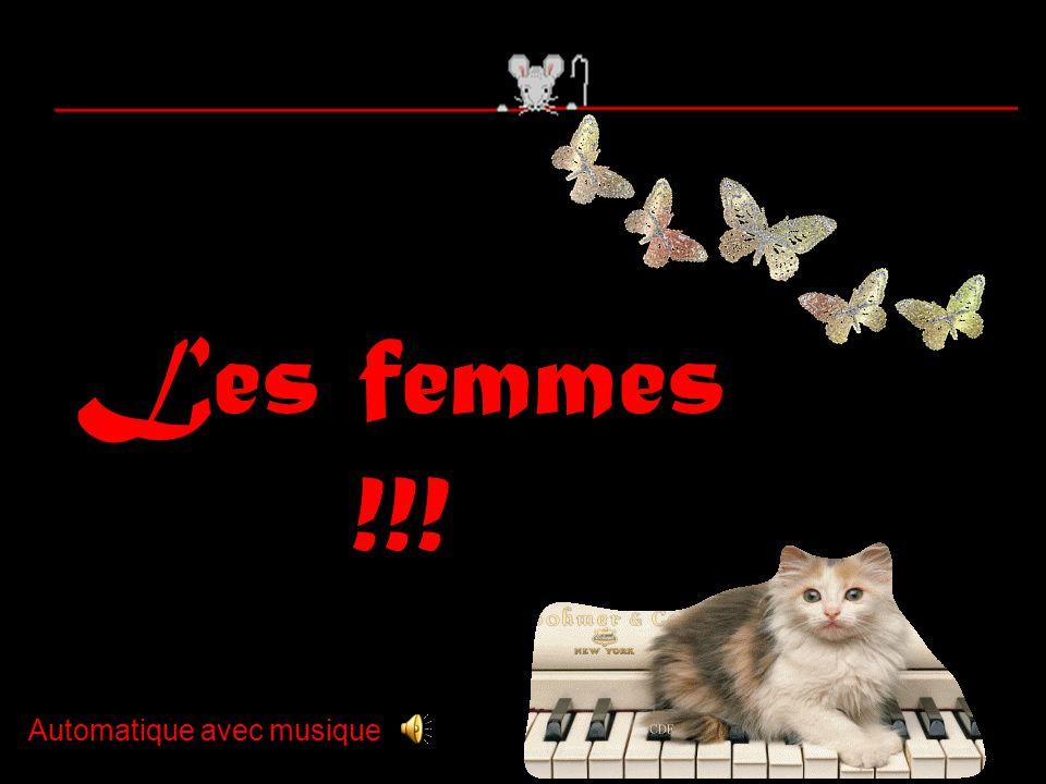 Automatique avec musique Les femmes !!!