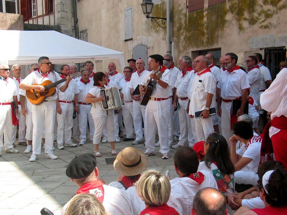 Fêtes de Bayonne 2012