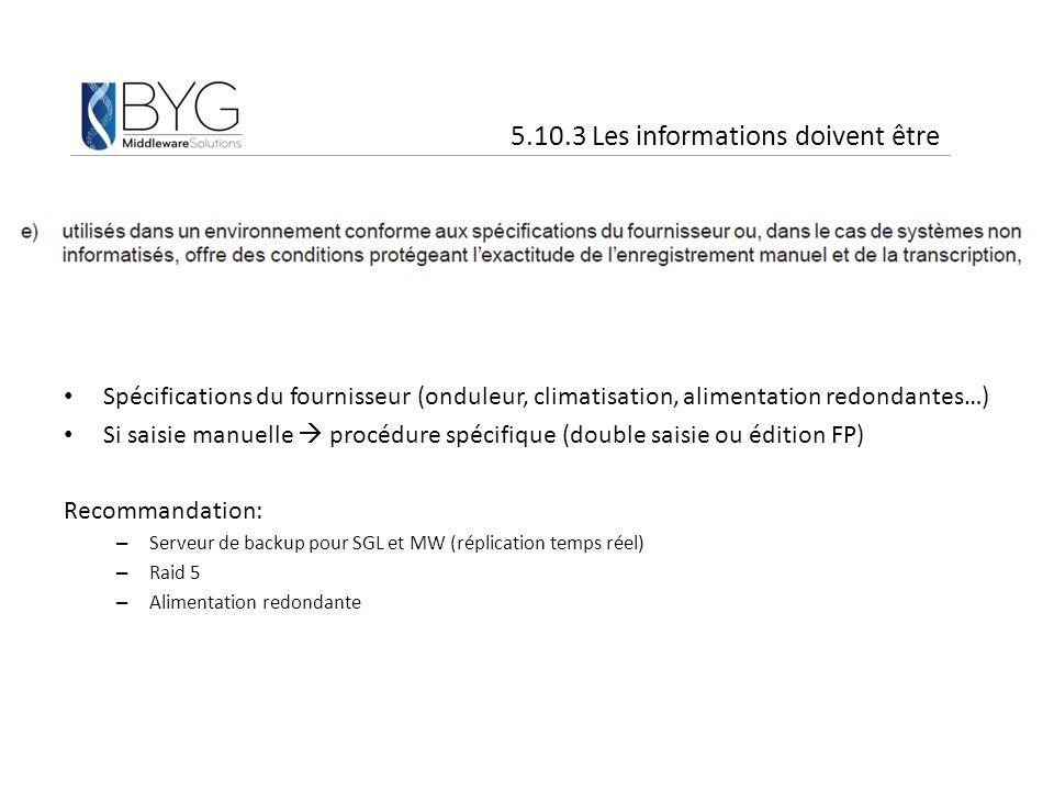 Périmètre Définit les recommandations relatives à l'application des normes NF ISO 15189, NF ISO 22870, SH-REF-02 en matière de maîtrise des moyens informatiques et de dématérialisation des données au sein des LBM Il ne s'agit que de recommandations: – Toute autre démarche argumentée et documentée est cependant acceptable.