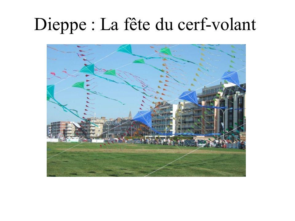 Vue panoramique de Pourville