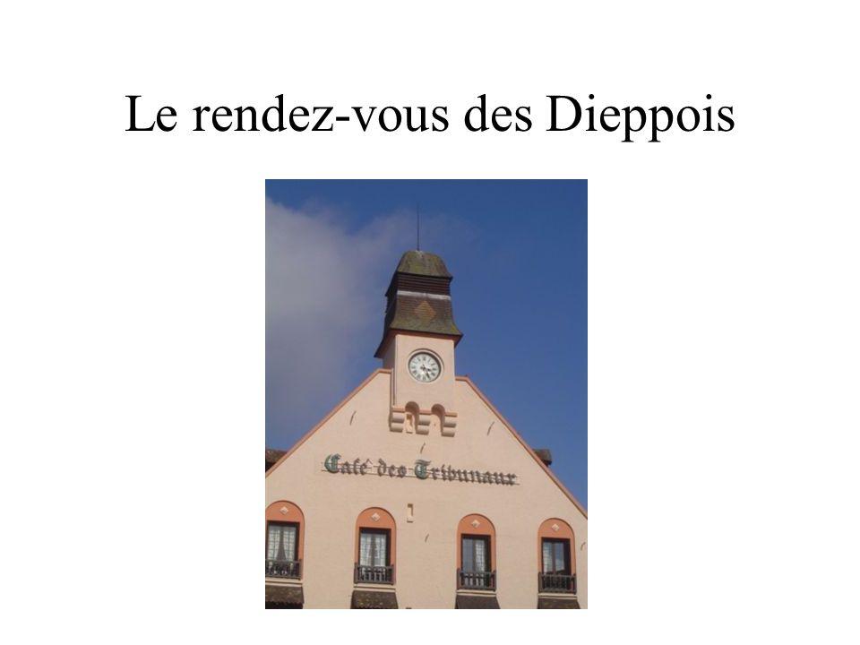 Dieppe : l'église St Rémy