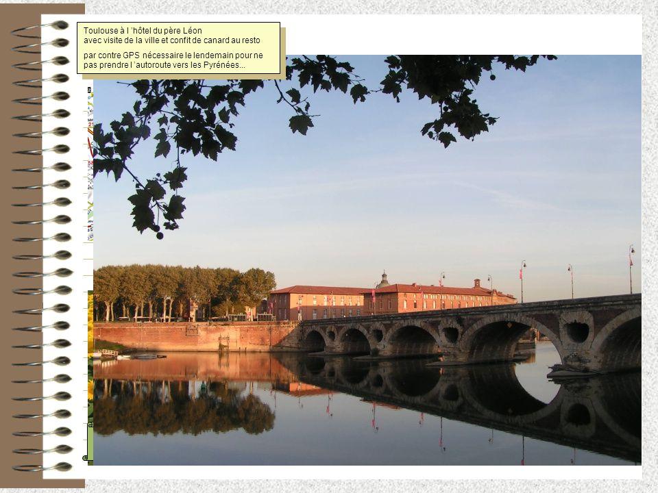 Toulouse J 'ai pas vu le Gugus de Montauban, mon petit lino .