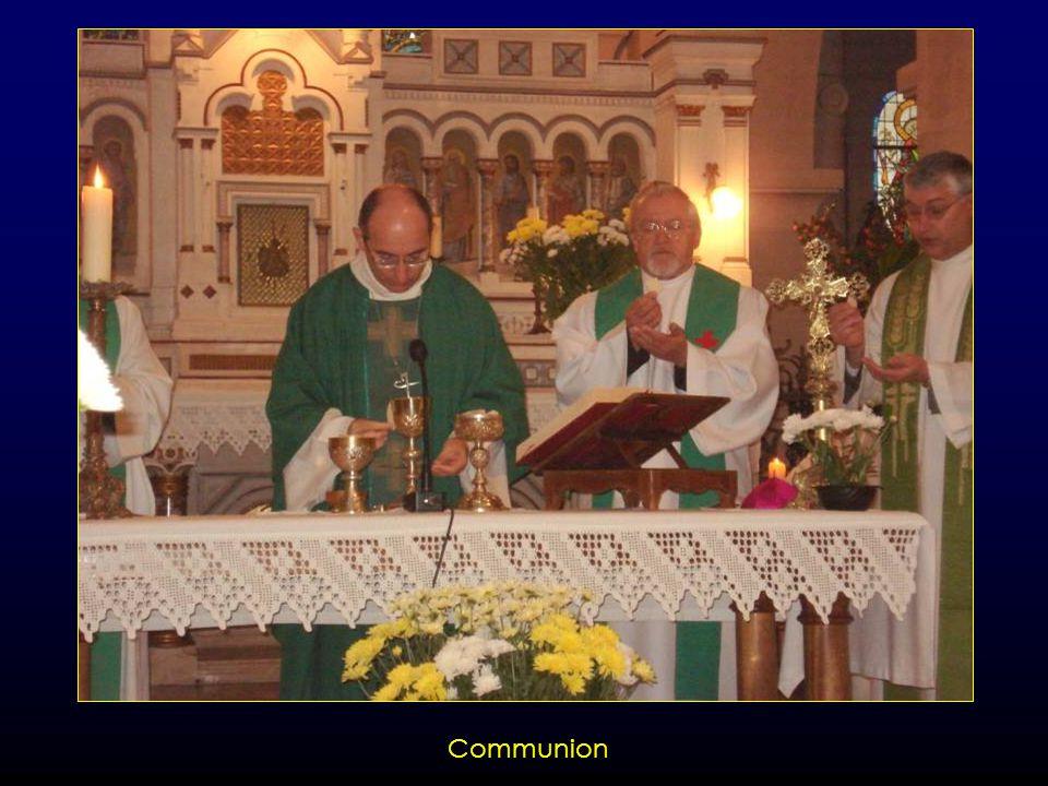 Consécration : Sang du Christ