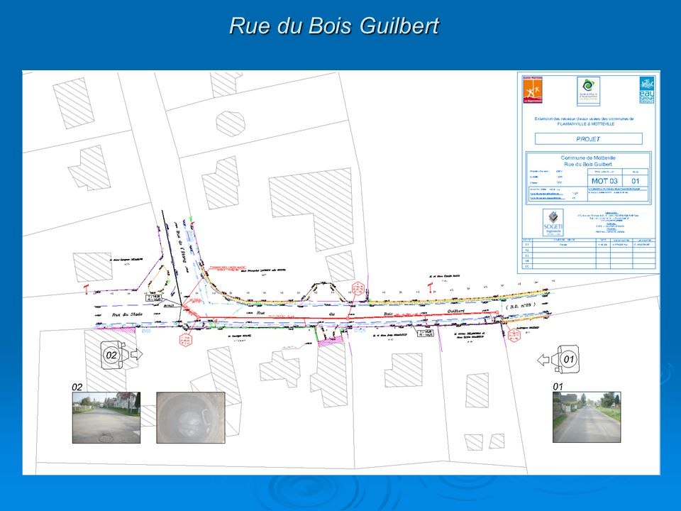 Rue du Bois Guilbert