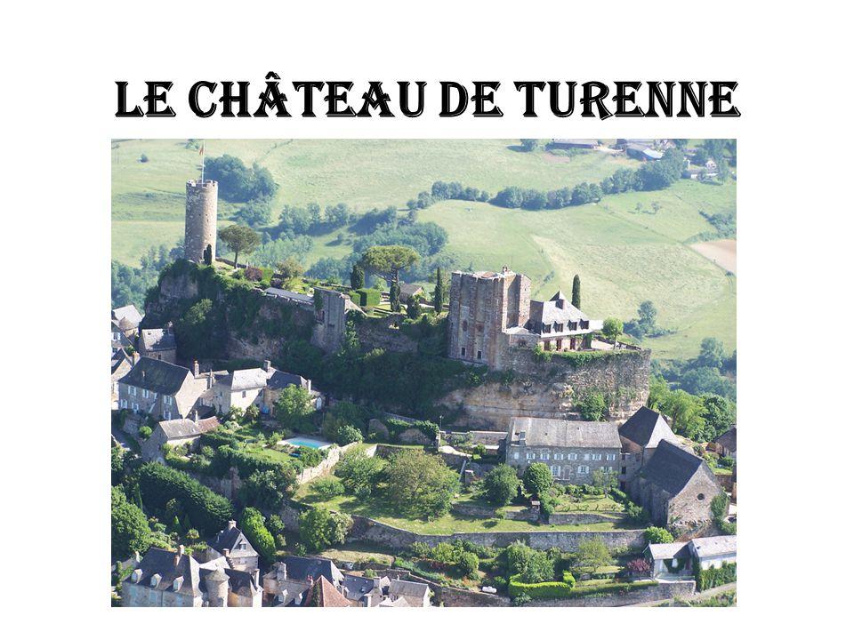 DE NOS JOURS Maintenant le château est en ruines mais quelques parties subsistent.