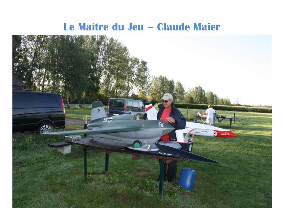 Le Maitre du Jeu – Claude Maier