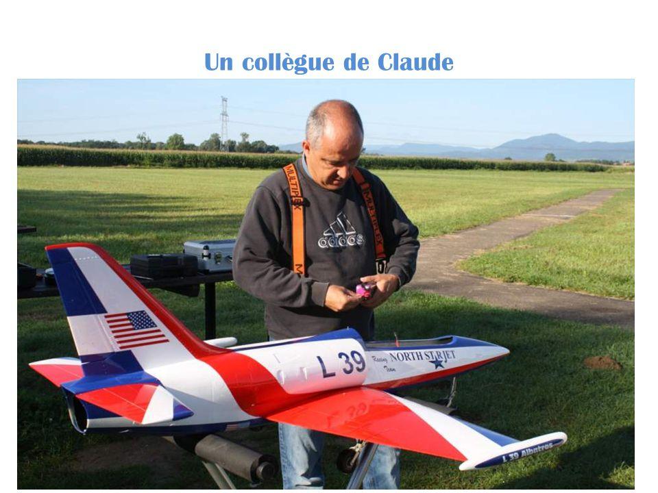 Un collègue de Claude