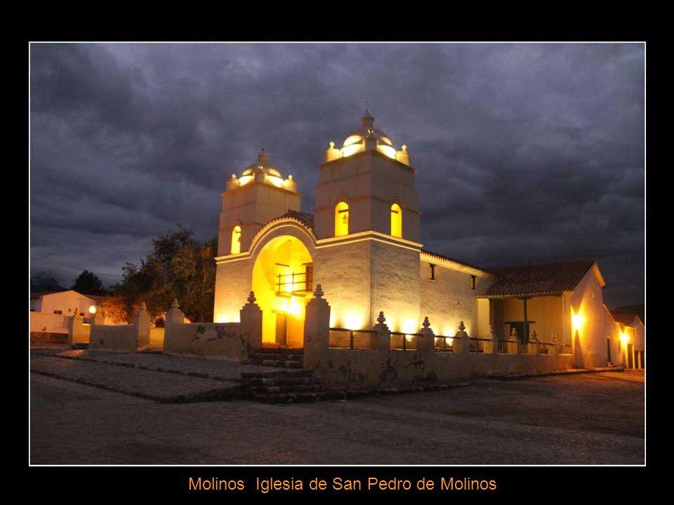 Molinos Iglesia de San Pedro de Molinos