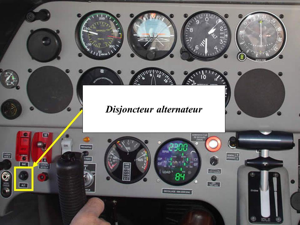 Disjoncteur alternateur