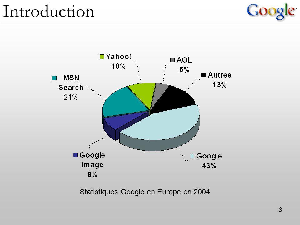 14 Le PageRank Limite : Méthode qui devient trop connue Ne tient pas compte de la vraie structure du web Ne prend pas en compte d'information sémantique Google, une recette originale