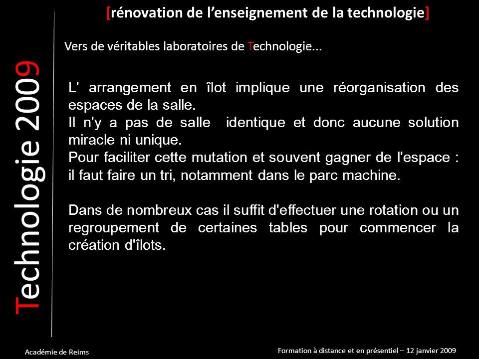 Académie de Reims Ce type d organisation spaciale doit disparaître .