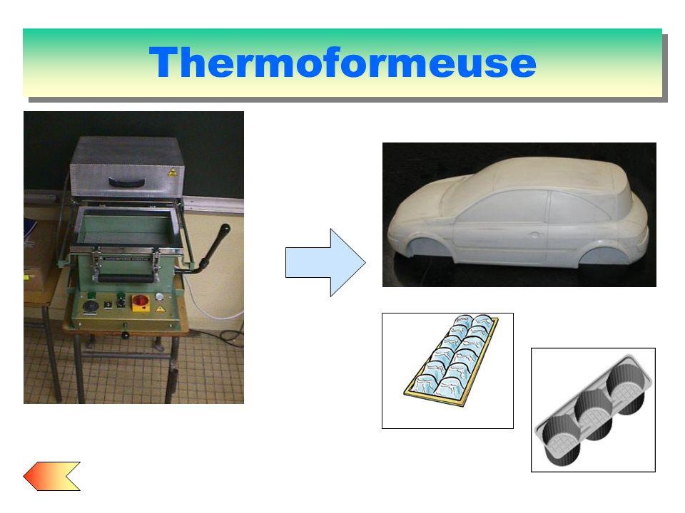 Thermoformeuse