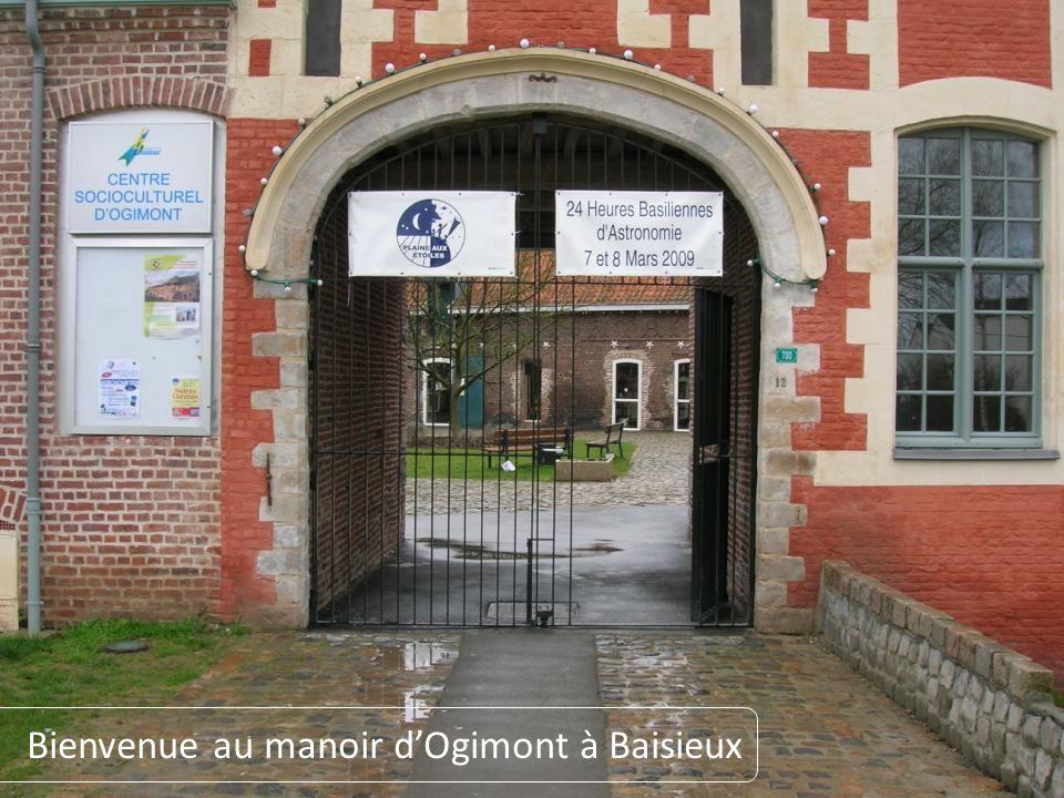 Bienvenue au manoir d'Ogimont à Baisieux