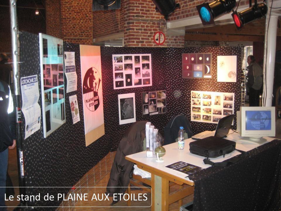 AZAZ Le stand de PLAINE AUX ETOILES