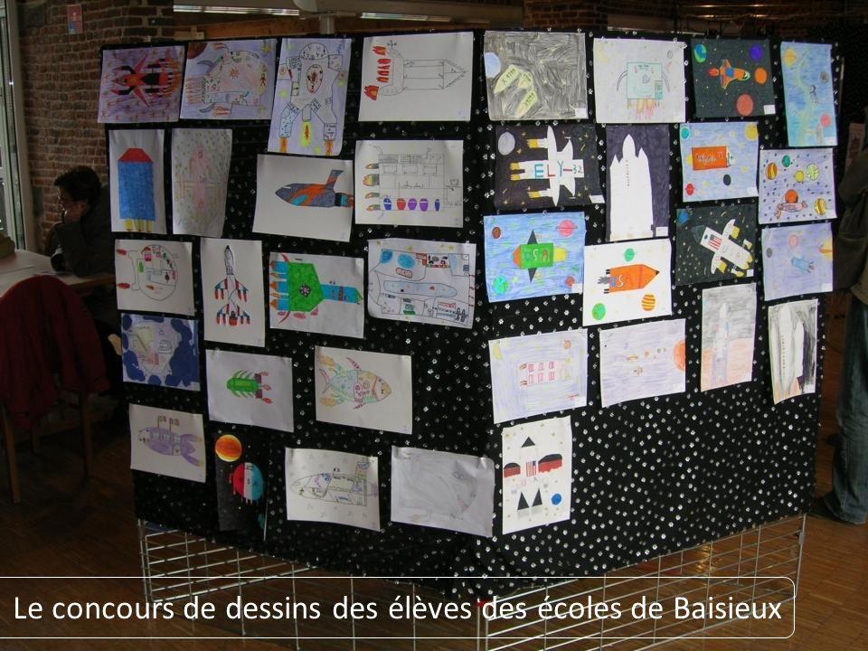 Le concours de dessins des élèves des écoles de Baisieux