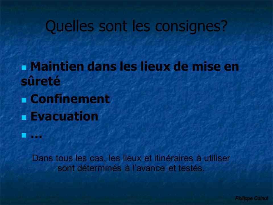 La diffusion des consignes de sécurité à la population est assurée par France Bleu Sud Lorraine