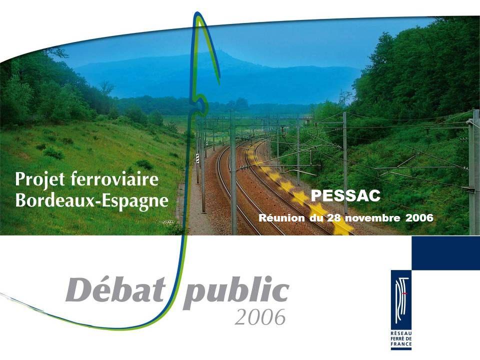 PESSAC Réunion du 28 novembre 2006