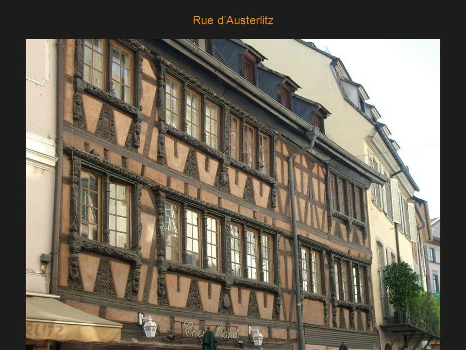 Rue d'Austerlitz