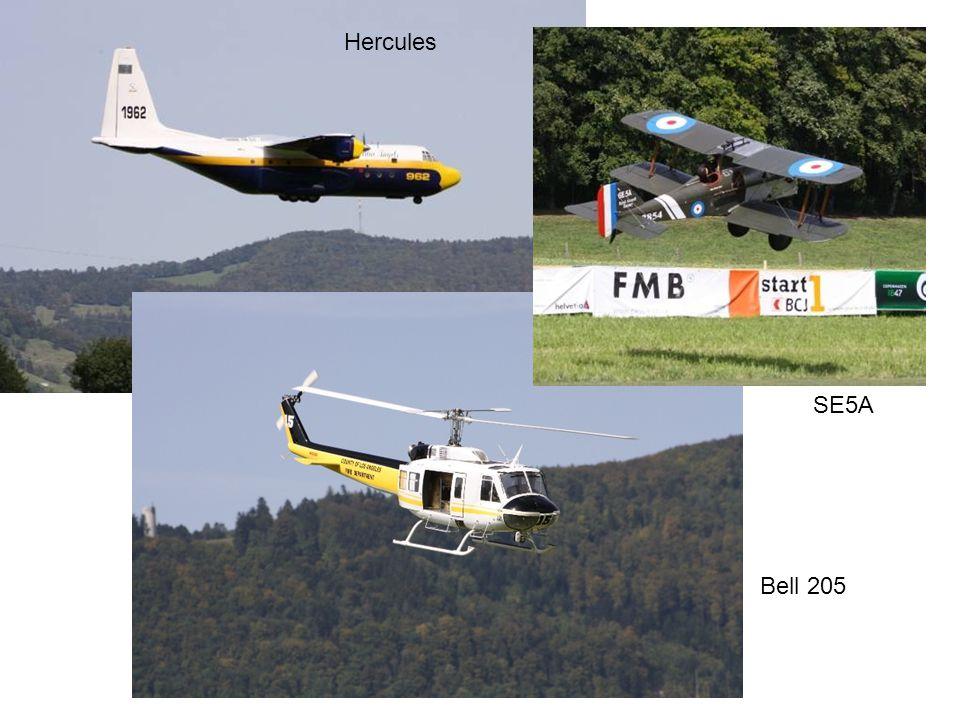 Bell 205 SE5A Hercules
