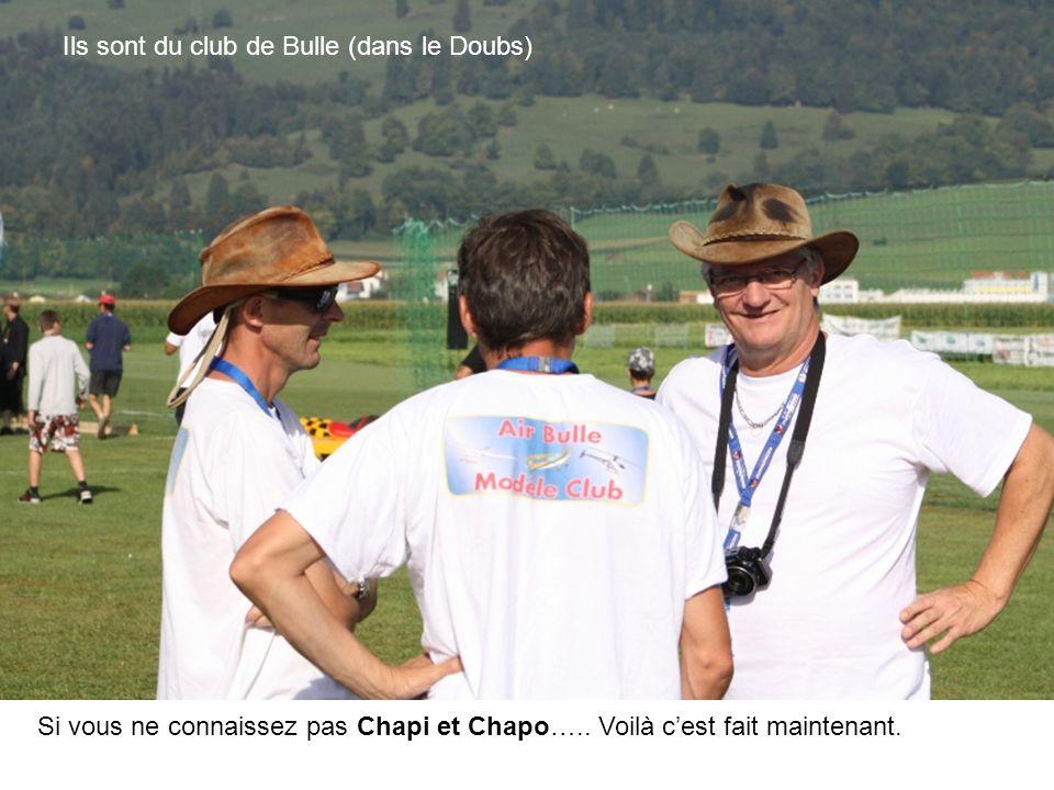 Si vous ne connaissez pas Chapi et Chapo…..Voilà c'est fait maintenant.