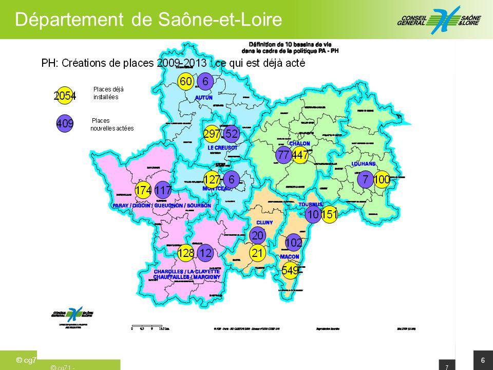 © cg71 - Département de Saône-et-Loire 7 10 391 A.