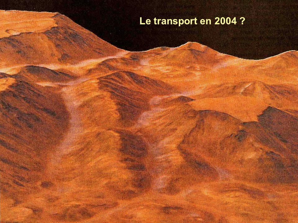 GMP 2004 Le transport en 2004 ?