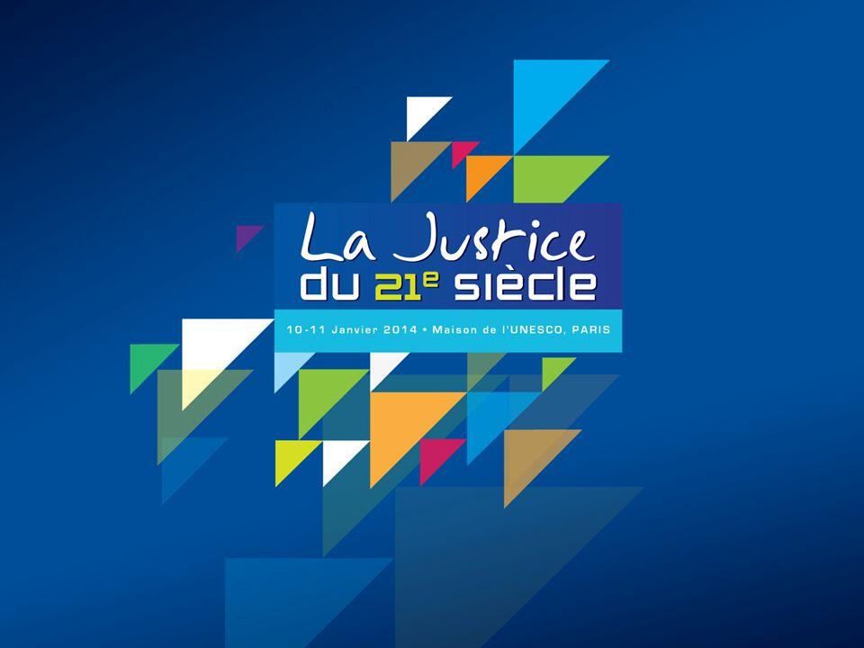 Débat national – Maison de l ' Unesco – 10 & 11 janvier 2014 Le citoyen au cœur du service public de la Justice