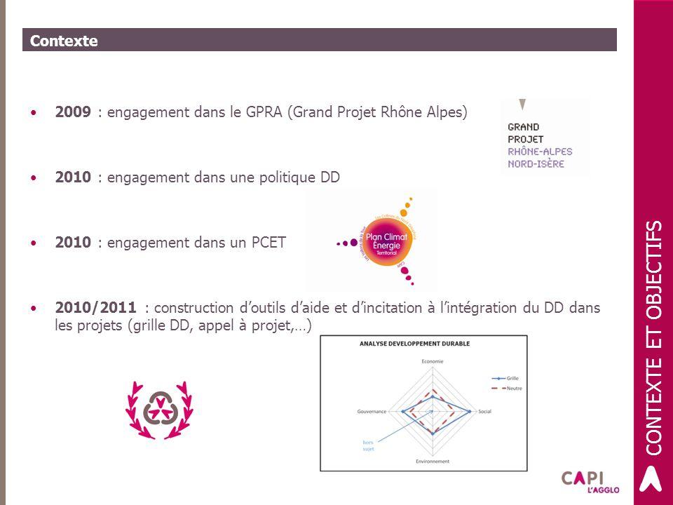Dans chaque axe : regroupement des actions par objectifs stratégiques RAPPORT 2011