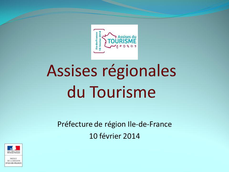 Préfecture de région Ile-de-France 10 février 2014