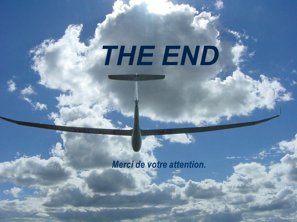 THE END Merci de votre attention.