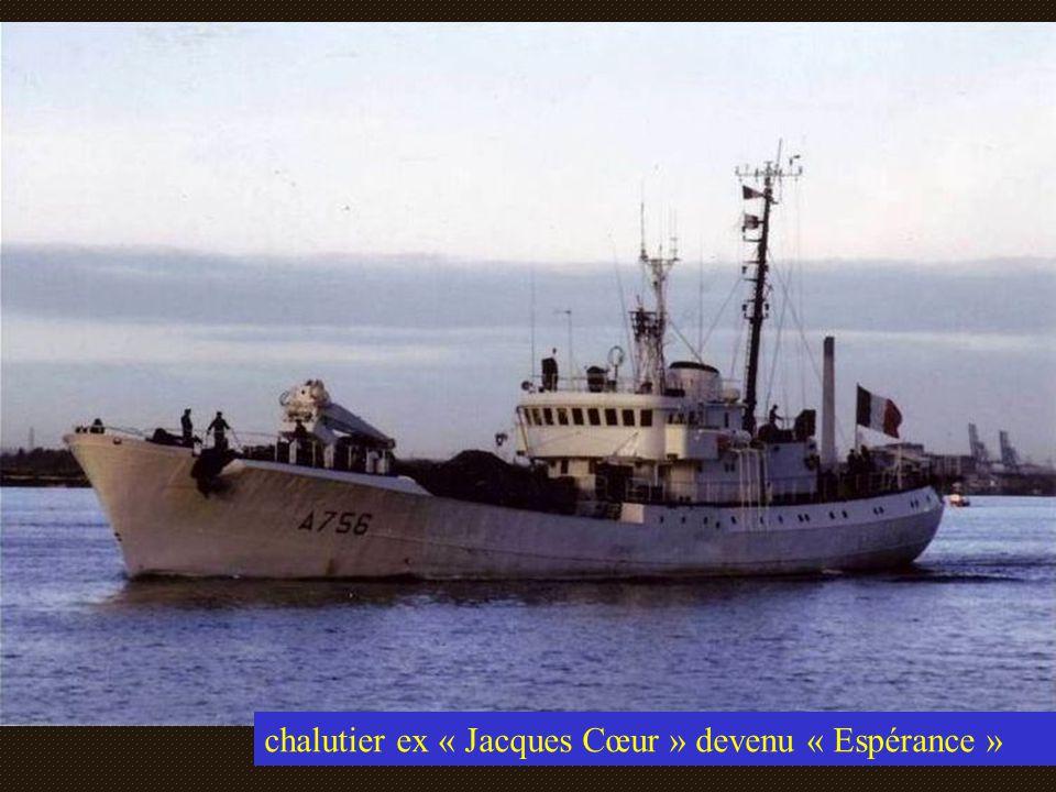 Le « Jacques Cœur » 1963 – de Pêche & Froid.
