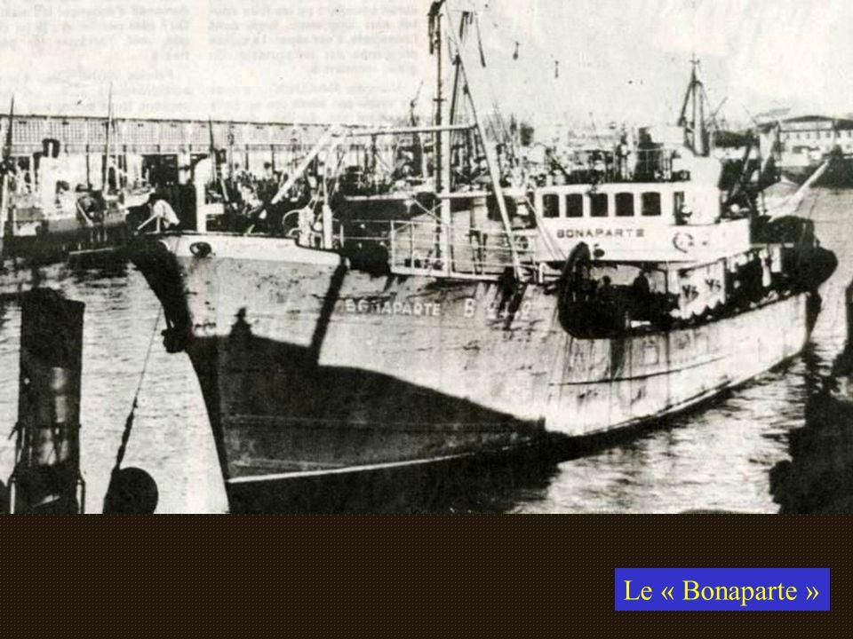 Le B2929 « Le Noroit » construit en 1958 à Landsmeer, ex Jean-Maurice, de Lorient, Armement Les Doris