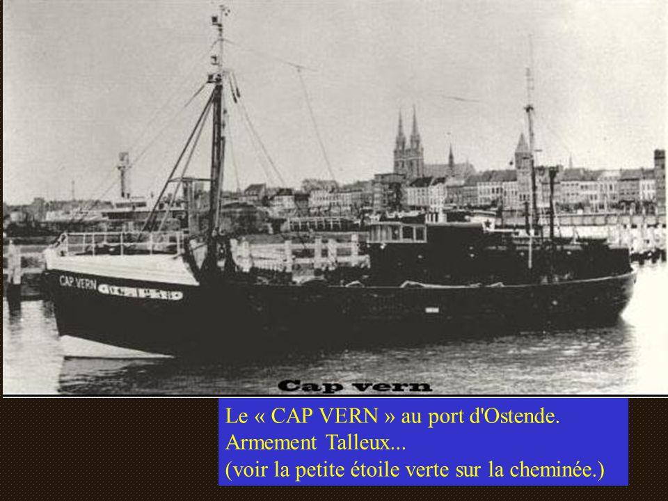 Le « Cap Saint Jean »