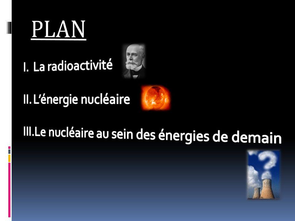 Un neutron est envoyé sur un noyau lourd (uranium 235) qui est de fait rendu instable et ce scinde en deux noyaux plus légers.