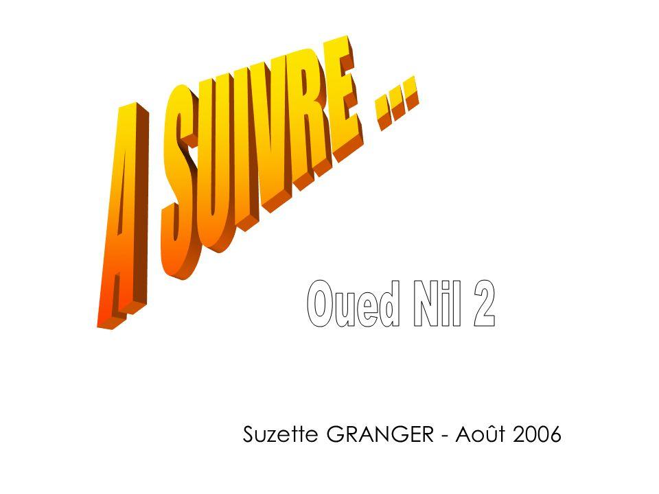Suzette GRANGER - Août 2006
