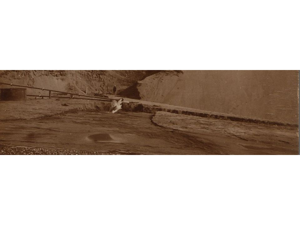 05/05/1931 : tranchée des dunes à droite
