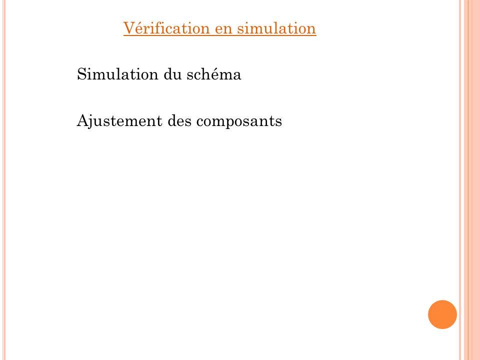 Utilisation du logiciel Kicad Transfère du schéma sur kicad Réalisation du typon du 2 nd ordre Génération des fichiers de fabrication