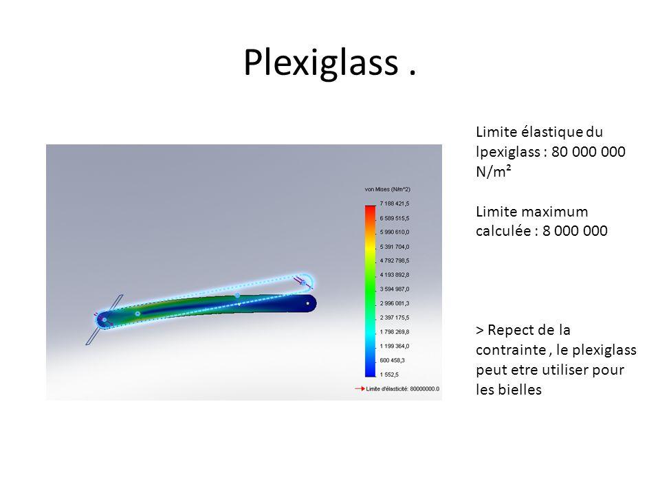 Plexiglass.