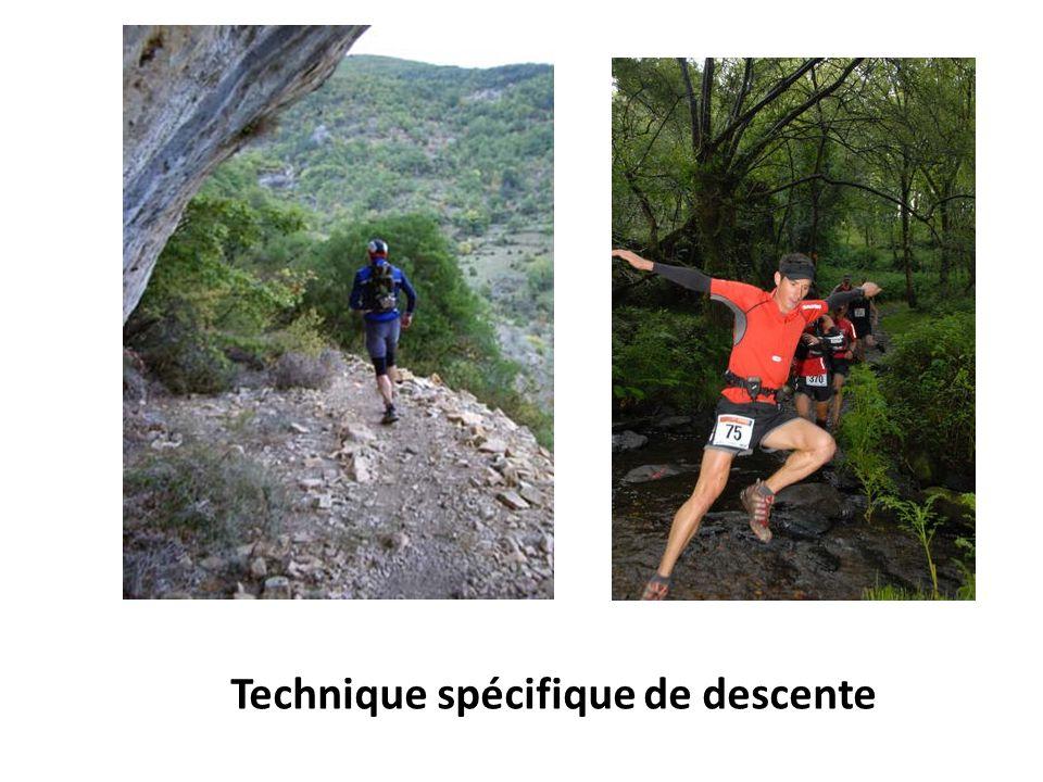 Technique spécifique de descente