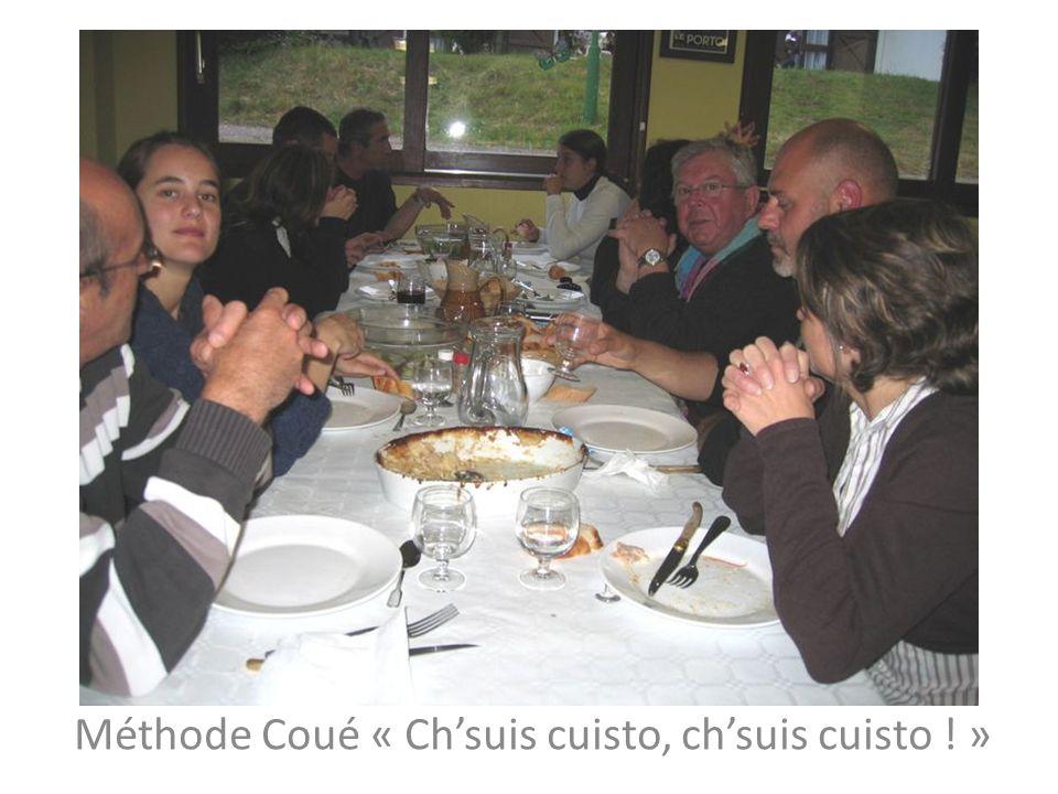 Méthode Coué « Ch'suis cuisto, ch'suis cuisto ! »