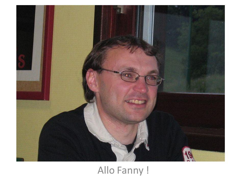 Allo Fanny !