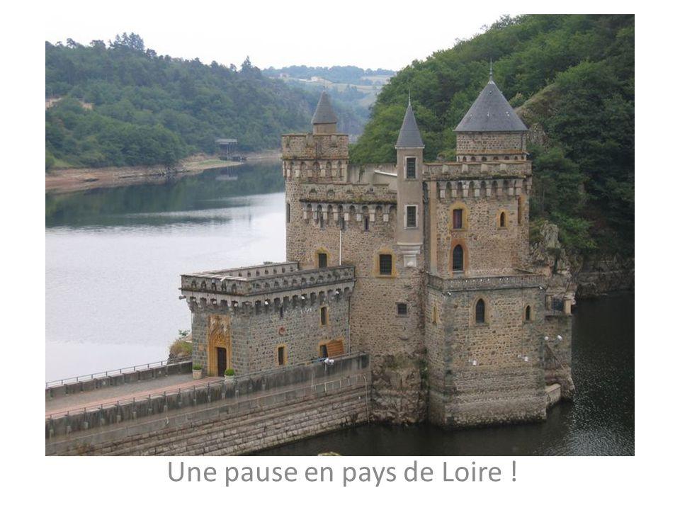 Une pause en pays de Loire !