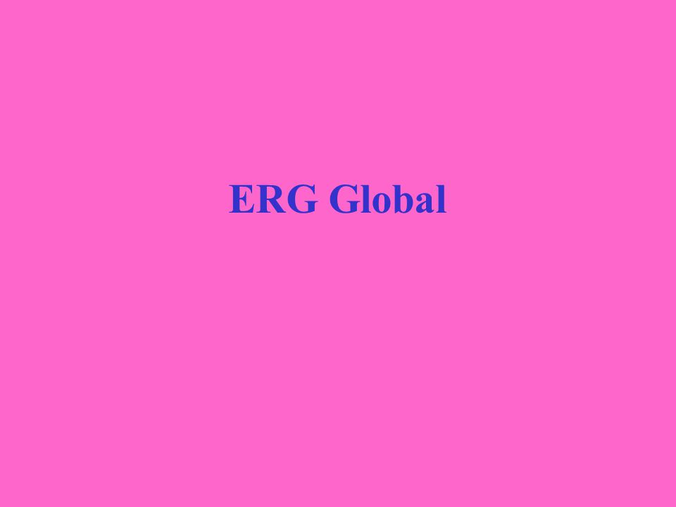 ERG Global