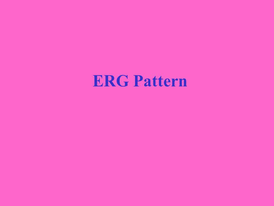 ERG Pattern